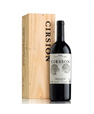 Bodegas Roda Cirsion Rioja 2016 with Wine Gift Box