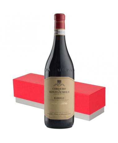 Cordero Di Montezemolo Barolo Monfalletto with Wine Gift Box
