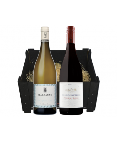 France Set 1 Wine Hamper