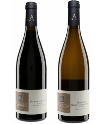 Domaine Ardhuy Cote D'or Pinot Noir and Cotes de Beanu Blanc - Bundle of 2