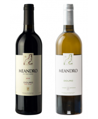 Meandro Red and White Wine - Bundle of 2
