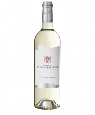 Chateau La Rose Bellevue Bordeaux Cotes de Blaye White 2018 (375 ml)