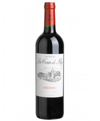 Chateau La Tour De By Medoc Cru Bourgeois Superieur 2014 (375 ml)