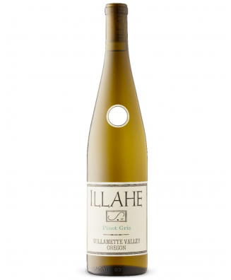 Illahe Vineyards Estate Pinot Gris 2019