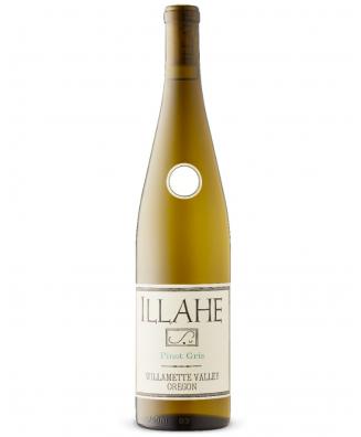 Illahe Vineyards Estate Pinot Gris 2019