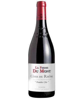 La Ferme Du Mont Cotes Du Rhone Première Côte 2018