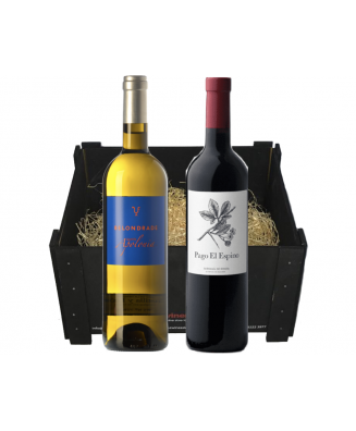 Spanish Wine Hamper Gift 2