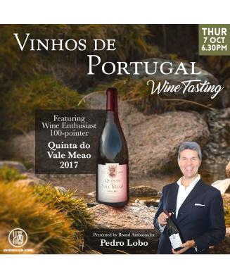 .Masterclass : Vinho de Portugal Wine Tasting