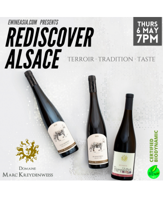 .Masterclass : Rediscover Alsace