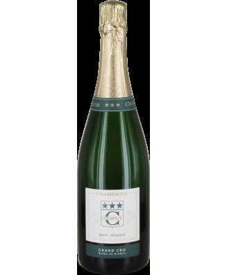 Champagne Chapuy Blanc de Blancs Grand Cru Brut Reserve N.V