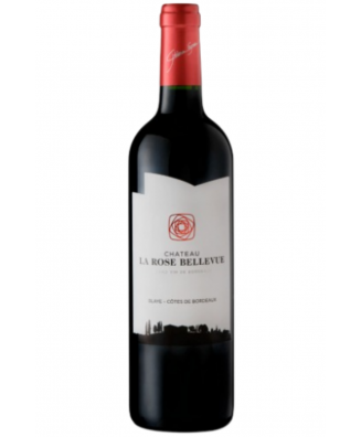 Chateau La Rose Bellevue Bordeaux Cotes de Blaye Red 2018