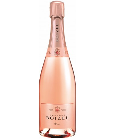 Champagne Boizel Rosé Brut N.V