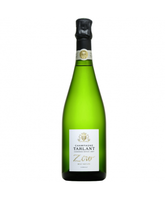 Champagne Tarlant Zero Brut Nature N.V
