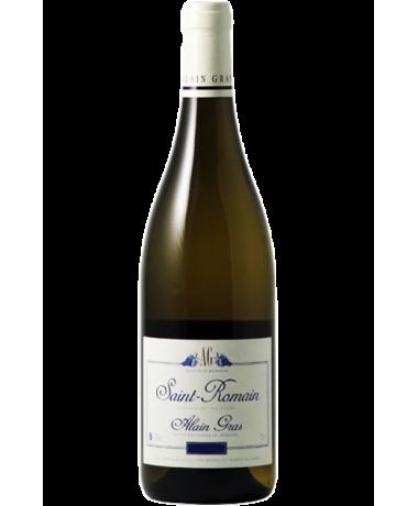 Domaine Alain Gras Saint Romain Blanc 2017 (375 ml)