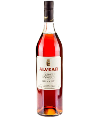 Alvear Brandy Gran Reserva Brandy (700 ml)