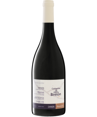 Domaine Breton Beaumont Chinon Aoc Rouge 2018