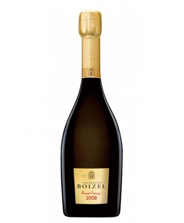 Champagne Boizel Grand Vintage 2008
