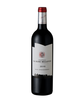 Chateau La Rose Bellevue Bordeaux Cotes de Blaye Red 2019 (375 ml)