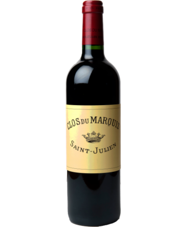 Clos du Marquis Saint Julien 2007 (375 ml)
