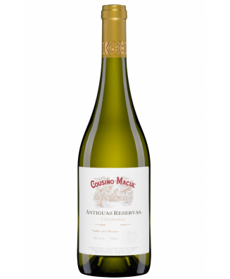 Cousino-Macul Antiguas Reserva Chardonnay 2018