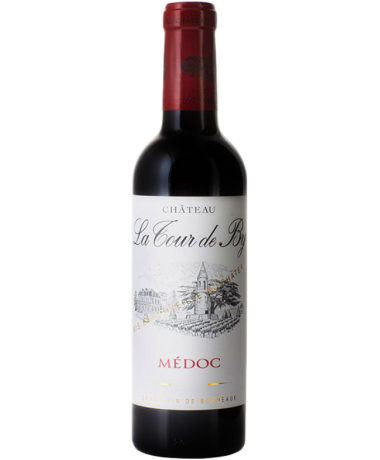 Chateau La Tour De By Medoc Cru Bourgeois Superieur 2014 (375 ml)