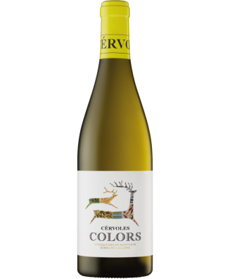 Cérvoles Celler Colors Blanc 2019
