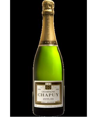 Champagne Chapuy Blanc de Blancs Grand Cru Brut Millesime 2012