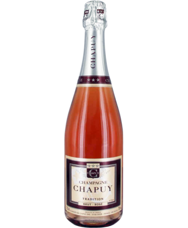 Champagne Chapuy Rosé Tradition N.V