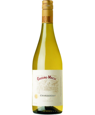 Cousino-Macul Varietals Chardonnay 2018