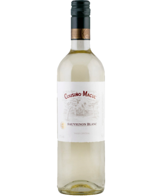 Cousino Macul Varietals Sauvignon Blanc 2016 (375 ml)
