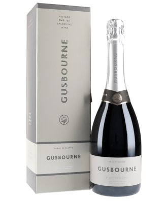 Gusbourne Blanc de Blancs 2014 with Wine Gift Box