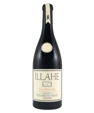 Illahe Vineyards Bon Sauvage Pinot Noir 2018