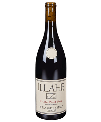 Illahe Vineyards Estate Pinot Noir 2018