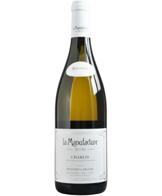 La Manufacture Chablis 2015 (375 ml)