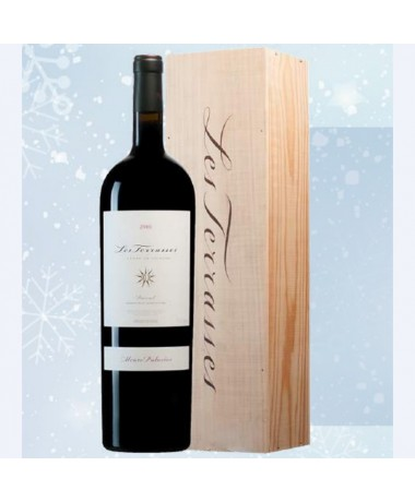 Alvaro Palacios Les Terrasses Priorat 2016 (Magnum) with Wine Gift Box