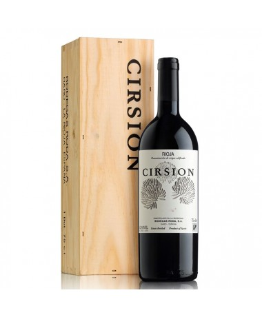 Bodegas Roda Cirsion Rioja 2016 with Wine Gift Box