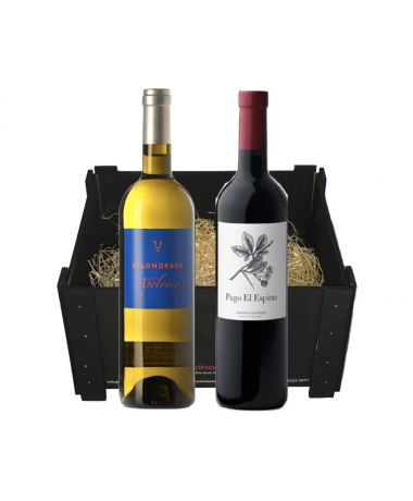 Spain Set 2 Wine Hamper