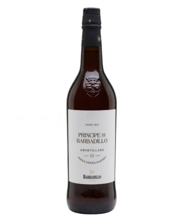 Barbadillo Amontillado Principe
