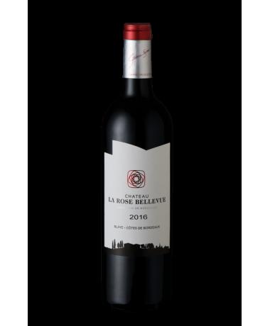 Chateau La Rose Bellevue Bordeaux Cotes de Blaye Red 2018