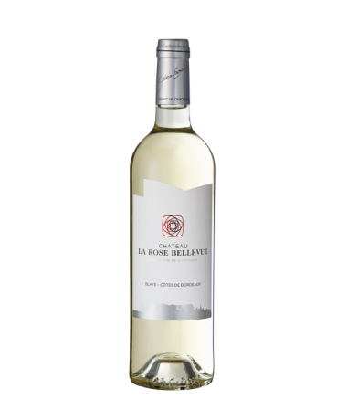 Chateau La Rose Bellevue Bordeaux Cotes de Blaye White 2018