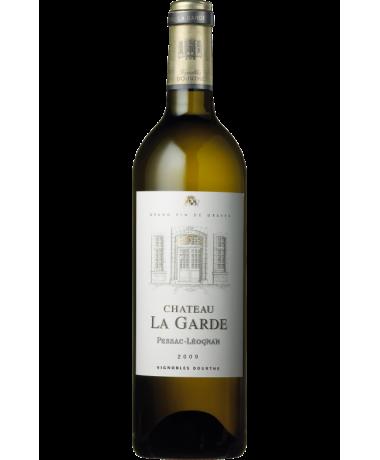 Chateau La Garde Pessac Leognan White 2014