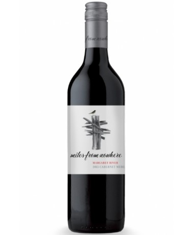 Miles from Nowhere Cabernet Merlot 2018