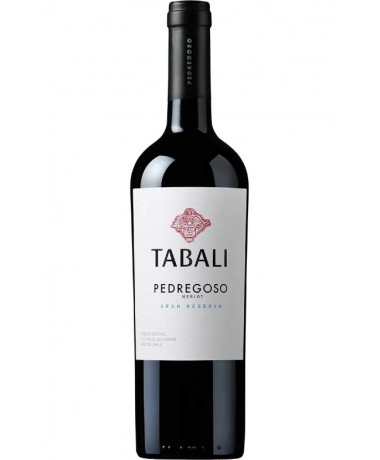 Tabali Pedegroso Gran Reserva Merlot 2017