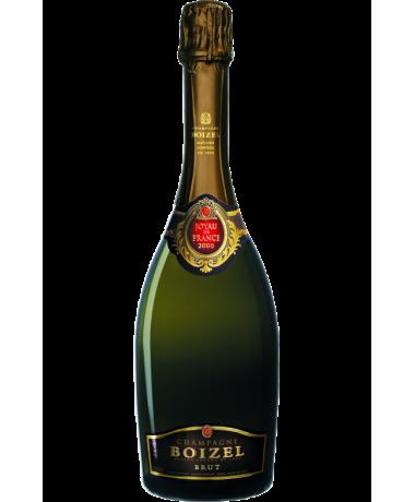 Champagne Boizel Joyau de France 2004