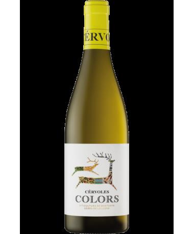 Cérvoles Celler Colors Blanc 2019
