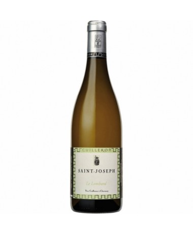 Cave Yves Cuilleron Saint Joseph Le Lombard White 2018 (375 ml)