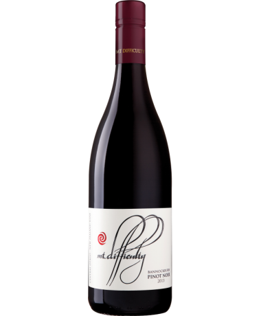 Mt Difficulty Bannockburn Pinot Noir 2018